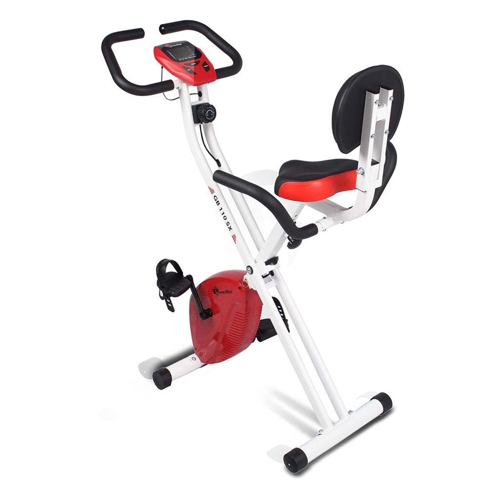 Powermax Fitness BX 110 SX Bike (with Back Rest)