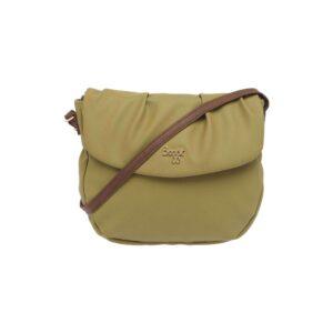 Baggit Lp Garud Y G Z Women's Sling Bag (Green)