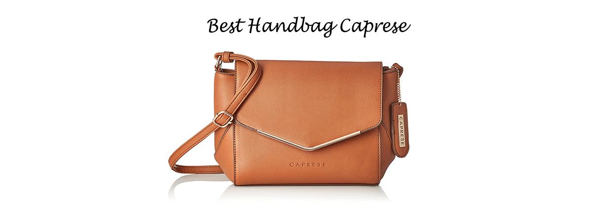 Best Handbag Brand  Caprese in India 2021
